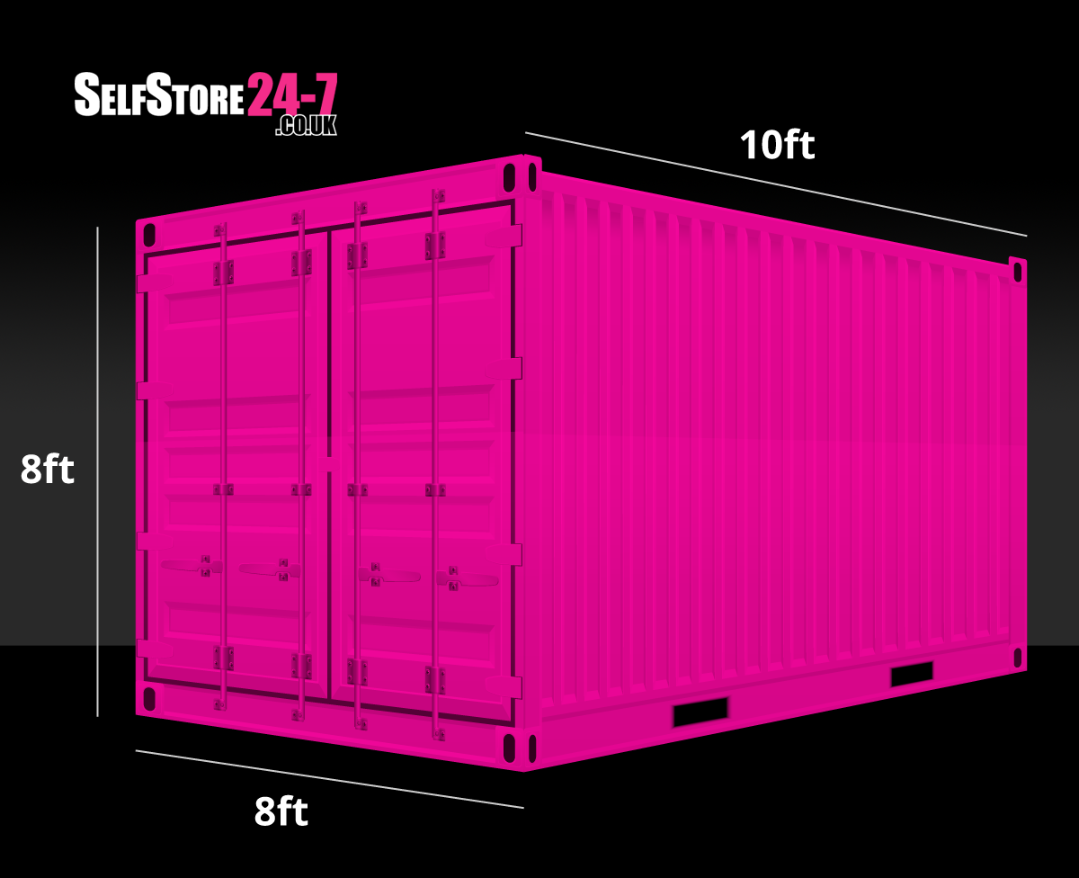 SelfStore 24-7 | Container 1